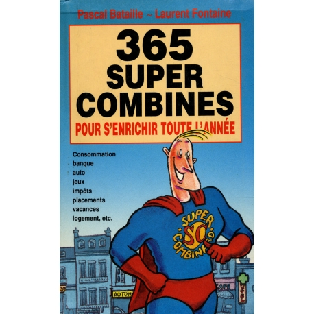 365 super combines / 1993 / Bataille / Fontaine / Réf9763