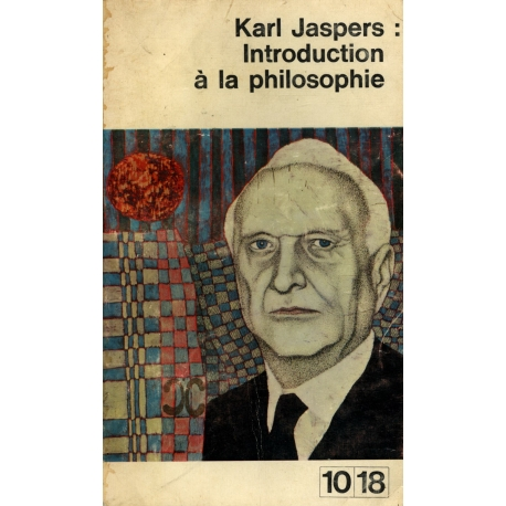 Introduction à la philosophie / Jaspers, Karl / Réf 11737