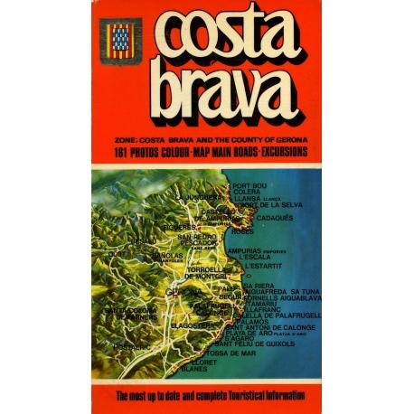 Costa Brava (en anglais) / Collectif / Réf18016