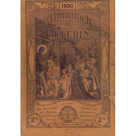 Almanach du Pèlerin 1930 / Collectif / Réf18798