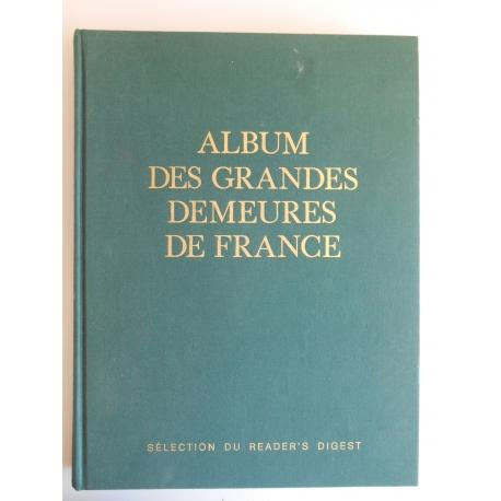 Album des grandes demeures / Collectif / Réf19846