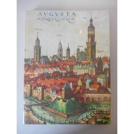 Augusta vindelicorum (en allemand) Augsburg  / Lieb, Norbert / Réf: 27026