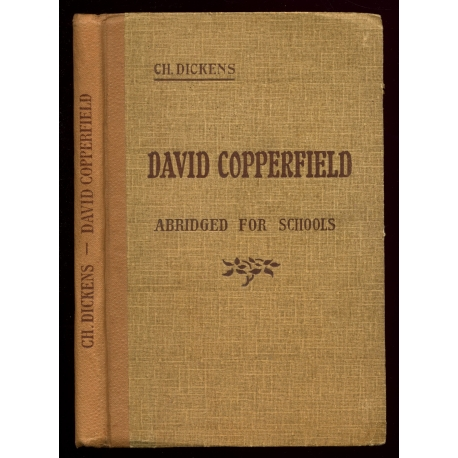 David Copperfield / 1943 / Dickens, Charles / Réf2197