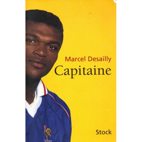 Capitaine / Desailly, Marcel / Réf3190