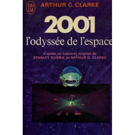 2001 l'odyssée de l'espace / C Clarke, Arthur / Réf35475