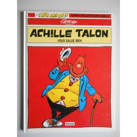 Achille Talon vous salue bien / Greg / Réf37300