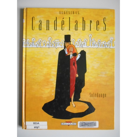 Candélabre 1 1 Solédango / Algésiras/ Thomas / Réf37280