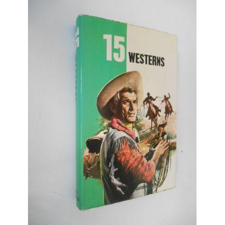 15 westerns / Girault, yvonne / Réf41340