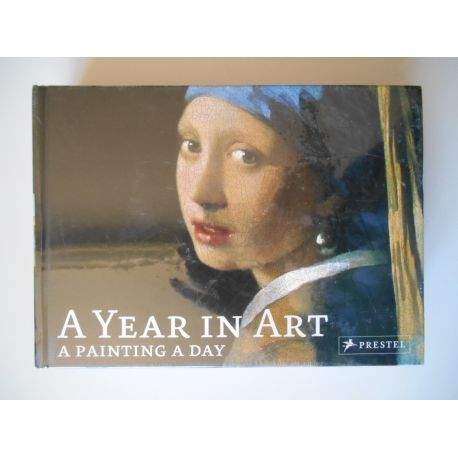 A Year in Art A painting A day / Coll. / Réf41725