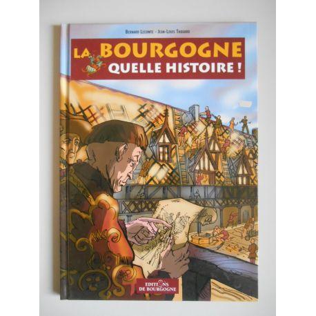 Bourgogne quelle histoire / Lecomte / Réf43086