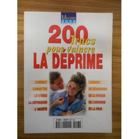 200 Trucs pour vaincre la déprime / GUERBER André / Réf45670