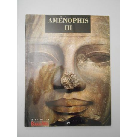Aménophis III Beaux arts HS 36 / Coll. / Réf47669