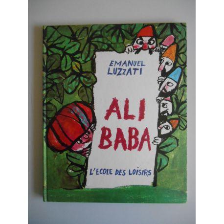 Ali Baba / Emanuel Luzzati / Réf52462