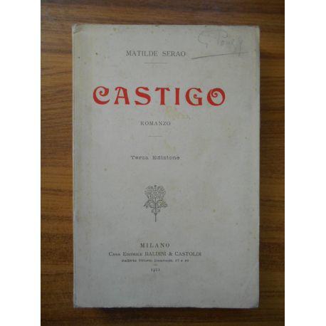 Castigo Romanzo / Matilde Serao / Réf52796