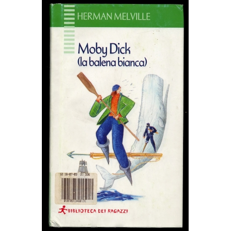 Moby Dick / Melville, Herman